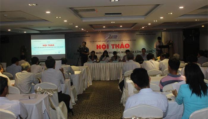 VIIP - Hội thảo thực hiện đổi mới thương mại hóa công nghệ
