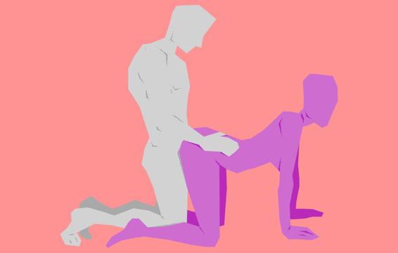 Tư thế quan hệ tình dục cho dương vật nhỏ – ngắn
