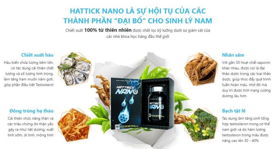 Hattrick nano