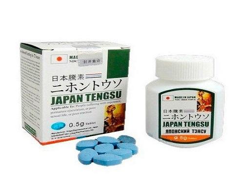 Thuốc cường dương tốt nhất Nhật Bản