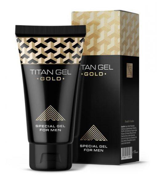 Titan gel gold có tác dụng gì