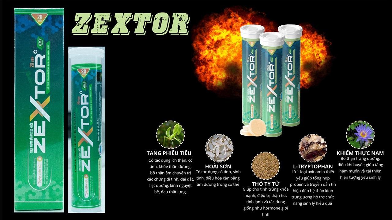thuốc tăng chiều dài cậu nhỏ zextor