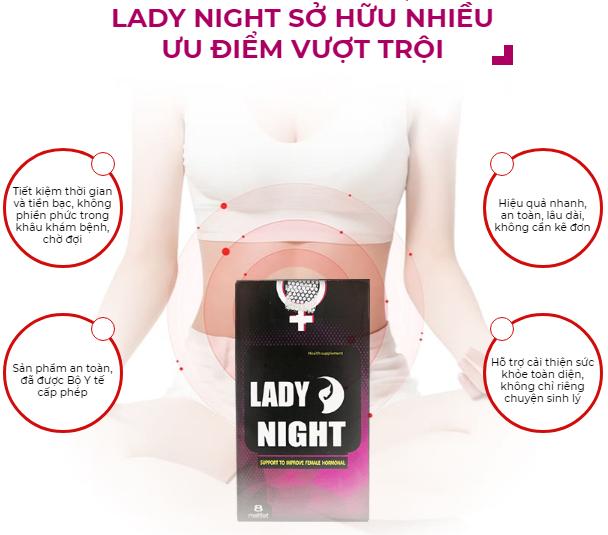 thuốc tăng cường sinh lý nữ nào tốt